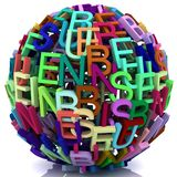 Business sphere Stock Image