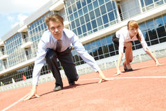 Business start Stock Images