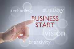Business start up Stock Images