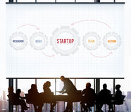 Business Start Up New Investment Concept royalty free stock images