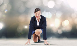 Business start Stock Photo