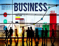Business Startup Corporate Enterprise Company Concept Royalty Free Stock Photography