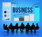 Business Startup Corporate Enterprise Company Concept Royalty Free Stock Images