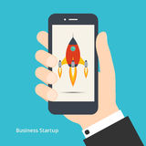 Business startup Royalty Free Stock Photo