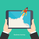 Business startup Royalty Free Stock Photography
