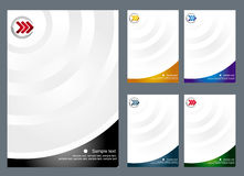Business stationery Royalty Free Stock Image