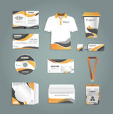 Business stationery mock up design Stock Photo