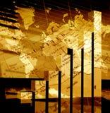 Business statistics Stock Photos