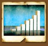 Business statistics Stock Photo