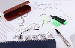 Business still-life Stock Photo