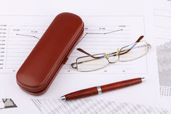 Business still-life Stock Photography