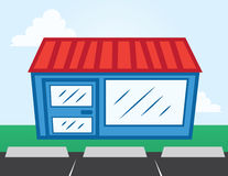 Business Storefront Stock Image