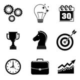Business strategies and solutions Stock Photo