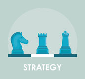 Business strategies and solutions Royalty Free Stock Photography