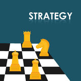Business strategies and solutions Royalty Free Stock Image
