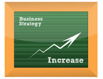 Business strategy class Royalty Free Stock Photo