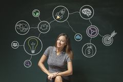 Business Strategy Concept stock images