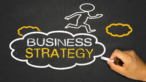 Business strategy Royalty Free Stock Images