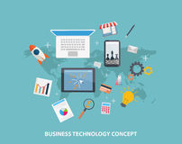 Business Strategy Concepts Stock Image