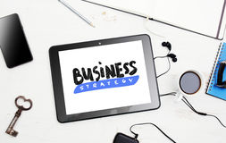 Business strategy. Stock Images