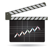 Business strategy, flow of succes Stock Photo