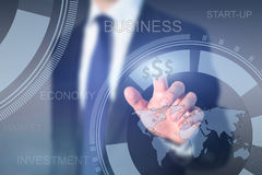Business strategy Royalty Free Stock Photos