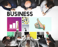Business Strategy Growth Corporation Concept Stock Photo