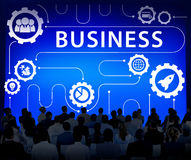 Business Strategy Growth Corporation Concept. Business Strategy Plan Growth Corporation Stock Image