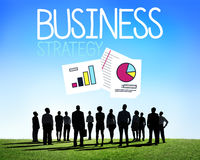 Business Strategy Management Mission Success Concept Royalty Free Stock Photos
