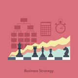 Business strategy Stock Photo