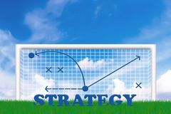 Business Strategy and Planning Concept vector illustration