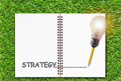Business Strategy and Planning Concept Stock Photos