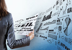 Business strategy Stock Photography