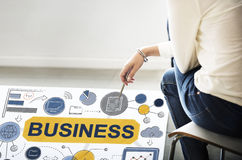 Business Strategy Startup Success Growth Company Concept Royalty Free Stock Image