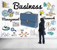 Business Strategy Teamwork Management Concept Royalty Free Stock Image