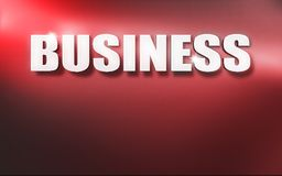 Business strategy text 3D background red. Business strategy text 3D background blue texture Stock Image