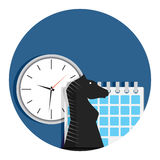 Business and strategy time Stock Photos