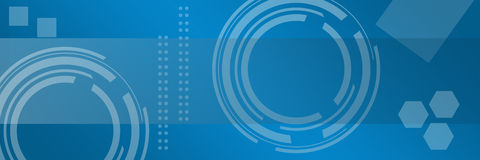 Computer Cogs Technology Banner Background Stock Photos, Images ...