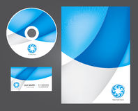 Business style templates. Stock Photo