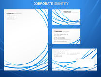 Business style templates Stock Photo