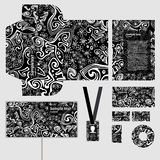 Business style, vector Stock Image