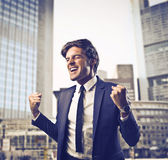 Business Success Stock Image