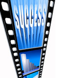 Business success Royalty Free Stock Photo