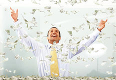 Business success Royalty Free Stock Photos