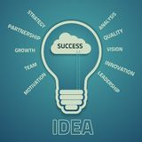 Business success concep Stock Image