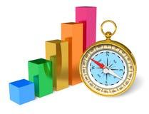 Business success concept vector illustration