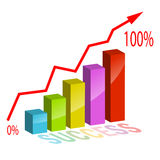 Business success concept Stock Photo
