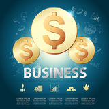 Business Success - Elements Vector Stock Photos