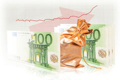 Business success formula money commodity money Stock Images
