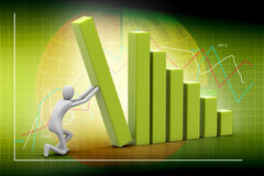 Business success and growth concept Stock Photography